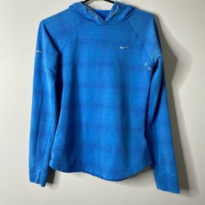 Nike Dri-Fit Women's Shirt long Sleeve Blue S